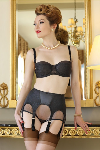 Intrigue Garter Belt