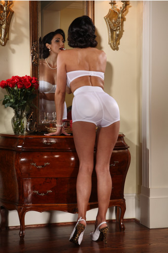High Waist Padded Panty
