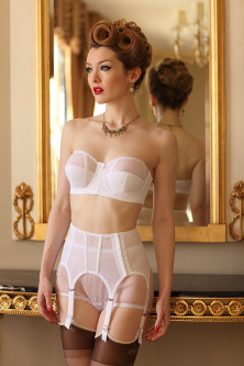 Sophisticated Strapless Bra